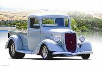 1936 Ford 'Hot Rod' Pickup I