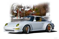 Porsche 911 Turbo 'Winters Day'