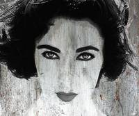 Silver Screen Liz Taylor