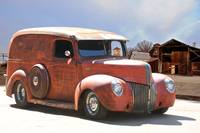 1940 Ford Delivery Panel Truck