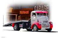 1941 Chevrolet COE Car Carrier I