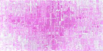 Pink Abstract Art