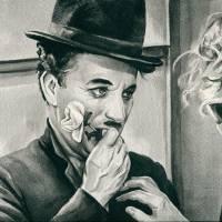 Charlie Chaplin Art Prints & Posters by Kelly Eddington