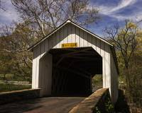 Loux Covered Bridge 2