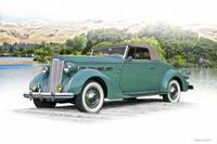1937 Packard 120 Convertible II