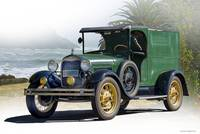1928 Ford 'Double Door' Panel Delivery II