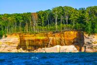 Pictured Rocks of Lake Superior