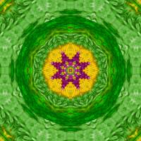 golden green and  sunshine pop-art Art Prints & Posters by Pepita Selles