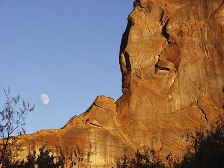 Moon Fin Canyon de Chelly