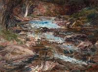 ERNST JOSEPHSON,   (THE STREAM, GARGILESSE).