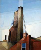 factory, Charles Demuth