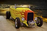 1932 Ford HiBoy Roadster 'Flaming Success' I