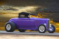1932 Ford HiBoy Roadster 'Purple Haze' I