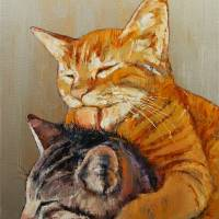 Friends Art Prints & Posters by Michael Creese