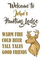 JOHN'S HUNTING LODGE