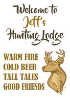 JEFF'S HUNTING LODGE
