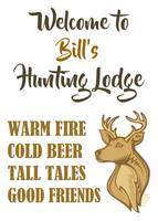 BILL'S HUNTING LODGE