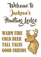 JACKSON'S HUNTING LODGE