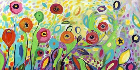 Flower Garden Jazz