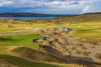 Hole #9, Chambers Bay Golf Course