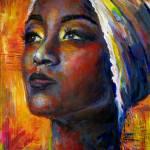 Headwrap Prints & Posters