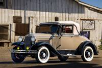 1930 Ford Model A Cabriolet I