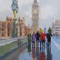 """""""London Stroll"""" by KimVanDerHoek"""