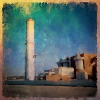 Smoke Tower Art Prints & Posters by Robert Cattan
