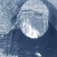 """Bridge Reflection"" by RobertF"