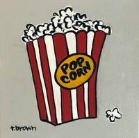 popcorn. by tracie brown