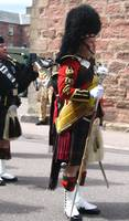 The Scottish soldier