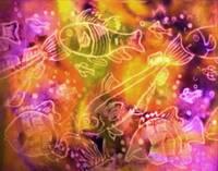 PURPLE FISH / RITA WHALEY by Rita Whaley