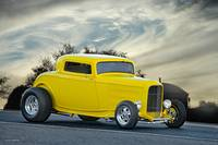 1932 Ford 'Chopped Top' Coupe I