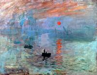 Claude Monet Impression, Sunrise