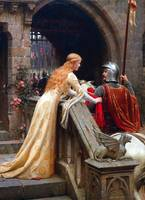 Edmund Leighton God Speed