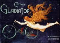 Vintage Gladiator Bicycles Advertisement