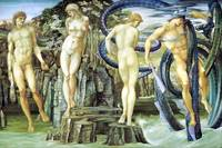 Edward Burne-Jones Perseus and Andromeda