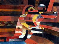 Paul Klee Lovers