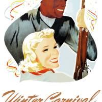 Vintage Winter Carnival Art Prints & Posters by Gareth Johnson