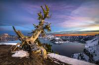 Crater Lake Sunset by Cody York_1666