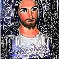 Jesus Christ 88 Art Prints & Posters by David Caldevilla