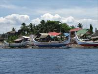 Lemery fishing boats