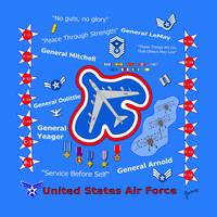 Salute to the United States Air Force