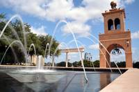 Winter Springs Fountain