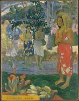 Paul Gauguin Framed Print