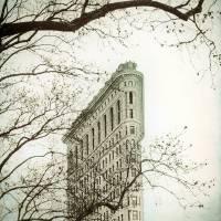 Flatiron Nostalgia Art Prints & Posters by Jessica Jenney