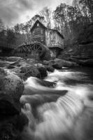 Glade Creek Grist Mill by Cody York_4983