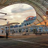 Early Morning at Union Station Art Prints & Posters by Brian Kerls