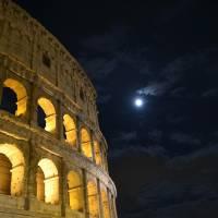 """Ancient Rome Framed Print"" by buddakats1"