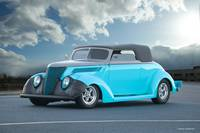 1937 Ford 'Real Steel' Cabriolet I
